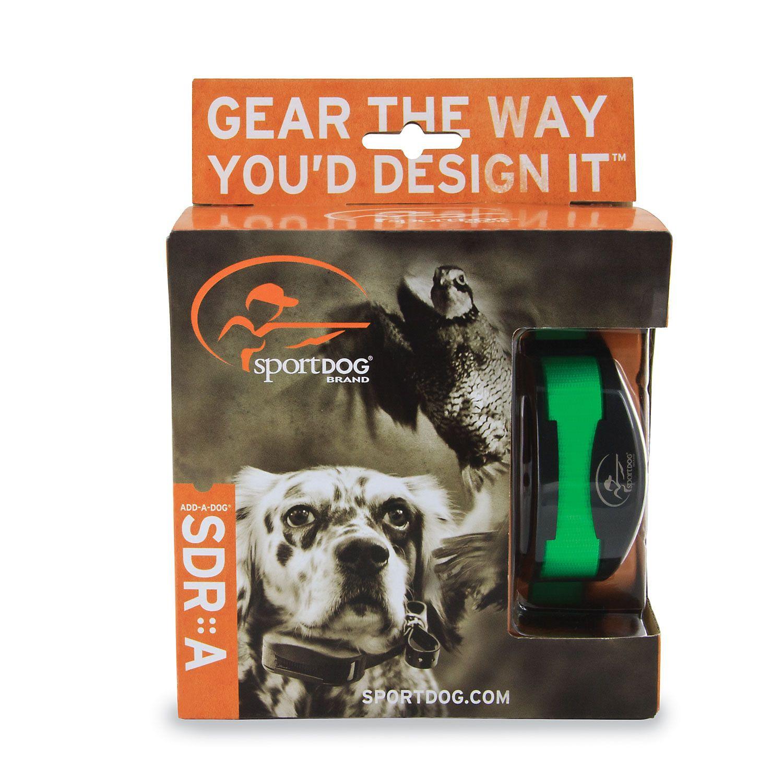 Sportdog Sporthunter A Series 1825 Add A Dog Receiver Collar