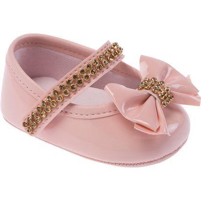7477579842daf Sapato-infantil-Pimpolho-rosa Moda Para Crianças, Sapatos Infantis, Sapato  Bebe