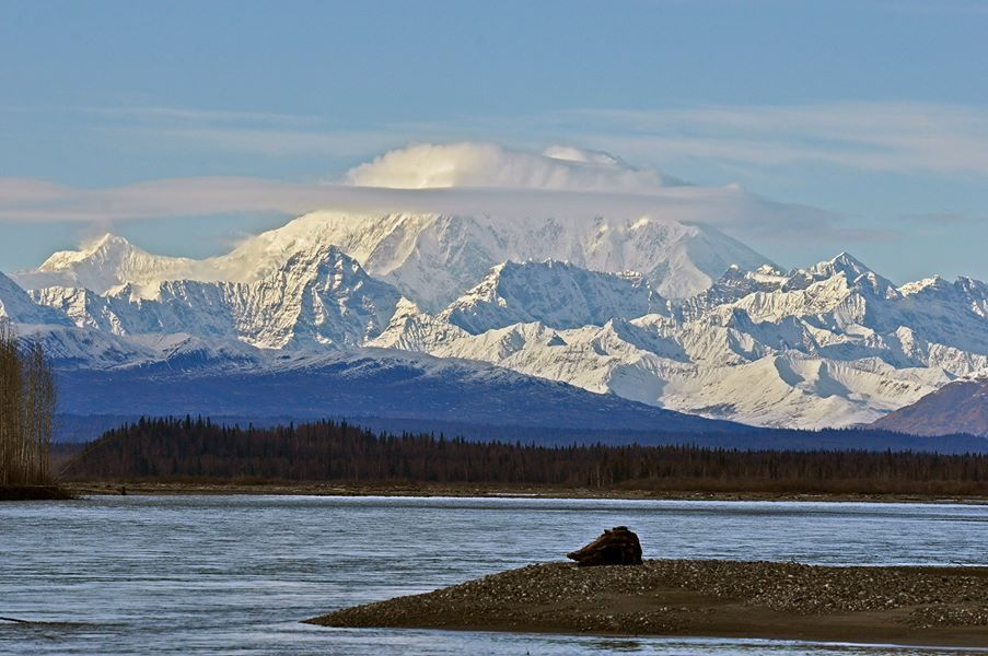 The view at Talkeetna... Alaska pictures, Alaska