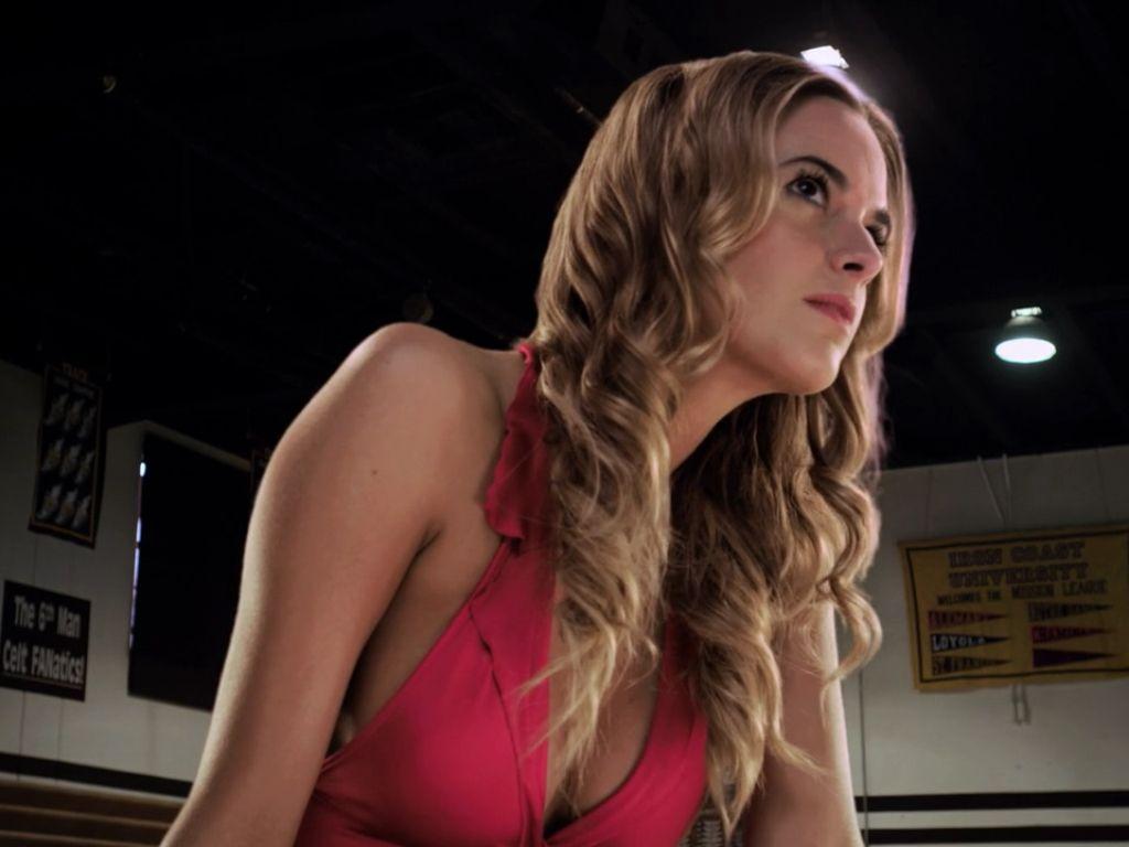 Attack Of The 50 Ft Cheerleader Jena Sims Long Hair Styles Hair