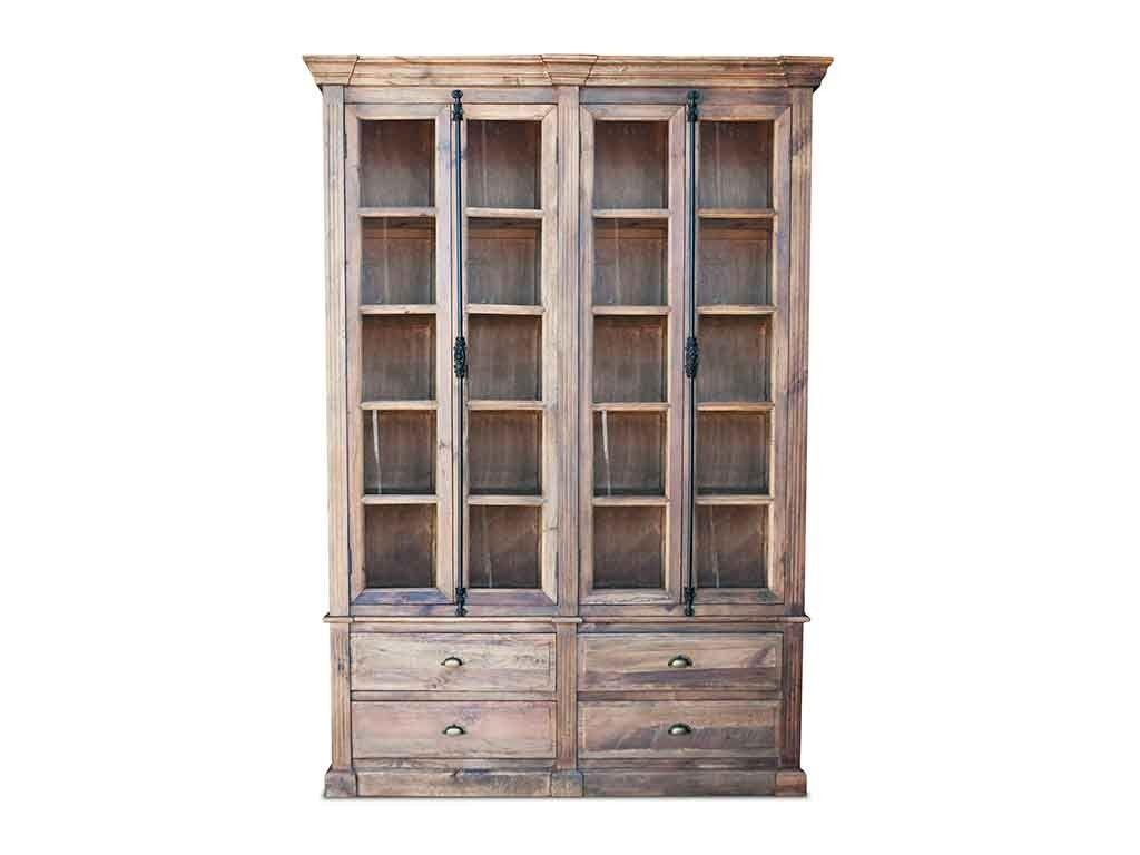 Alexander Glass Cabinet