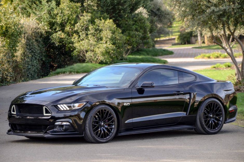 Supercharged 2015 Ford Mustang Gt Premium In 2020 Ford Mustang