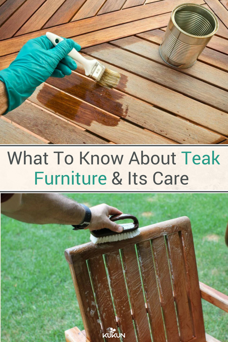 5 Things To Check Before Buying Outdoor Teak Wood Furniture