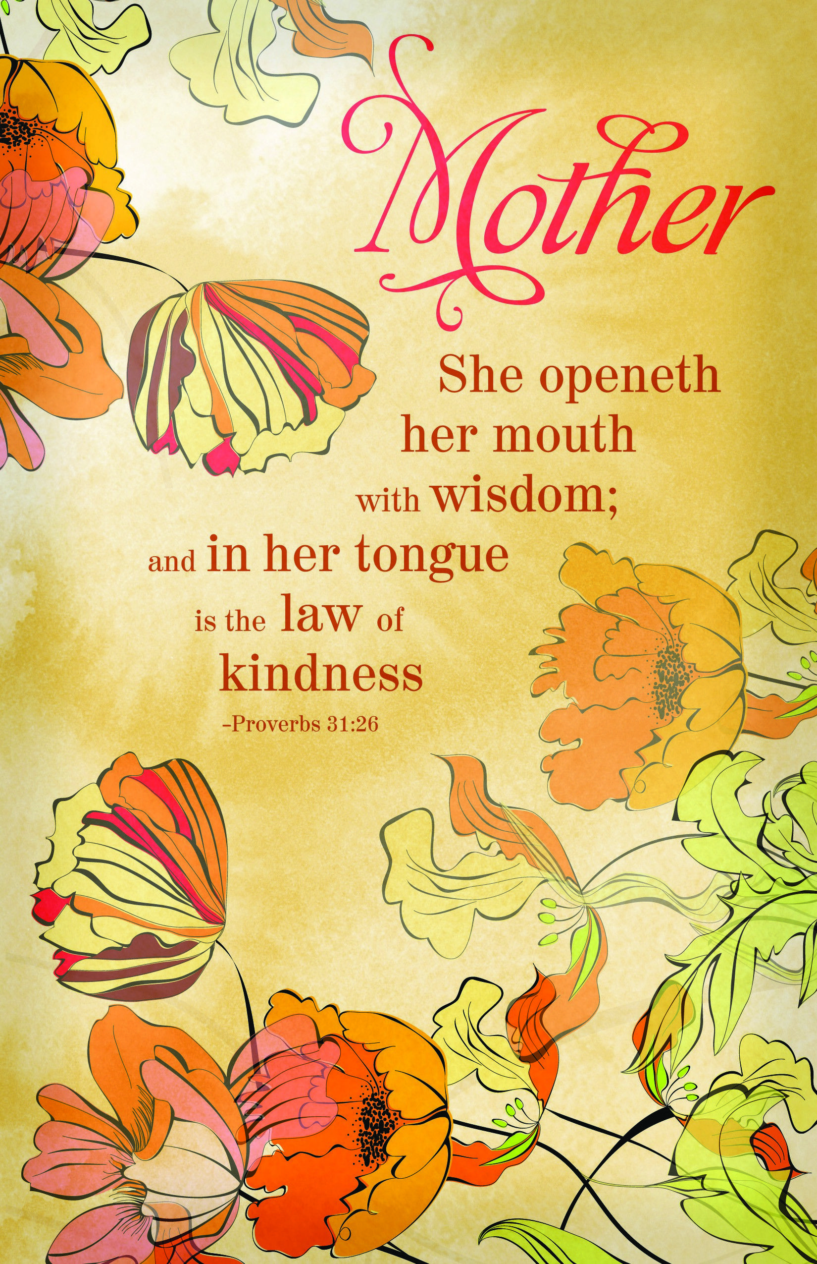 Mother's Day Proverbs 3126 Mothers day quotes