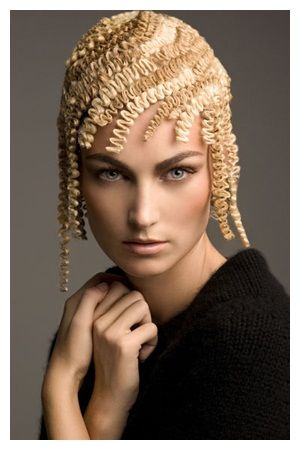 images of unusual hairstyles | Inspired Ambitions: Unusual Hair ...