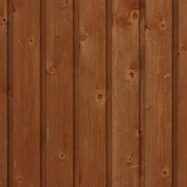Vintage Knotty Pine Paneling: How To Decorate Rooms With Wood-Paneled Walls In 2019