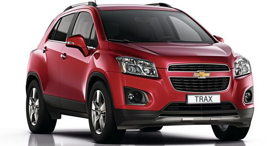 Pin By Saab Planet On Cars Chevrolet Trax Compact Suv Suv Models