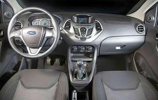 2019 Ford Ka Interior And Release Date Dengan Gambar