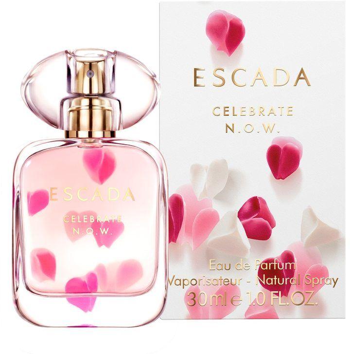 Escada Celebrate Now Womens Perfume Eau De Parfum By Escada