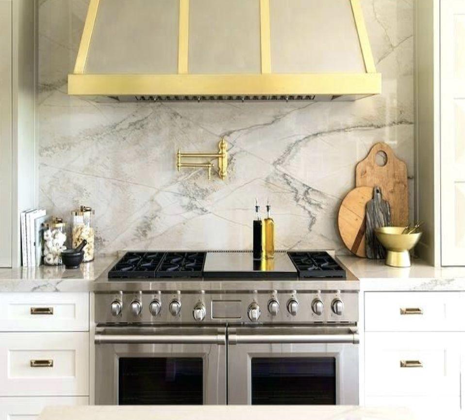 20 Attractive Kitchen Non Tile Backsplash Ideas Home Decor