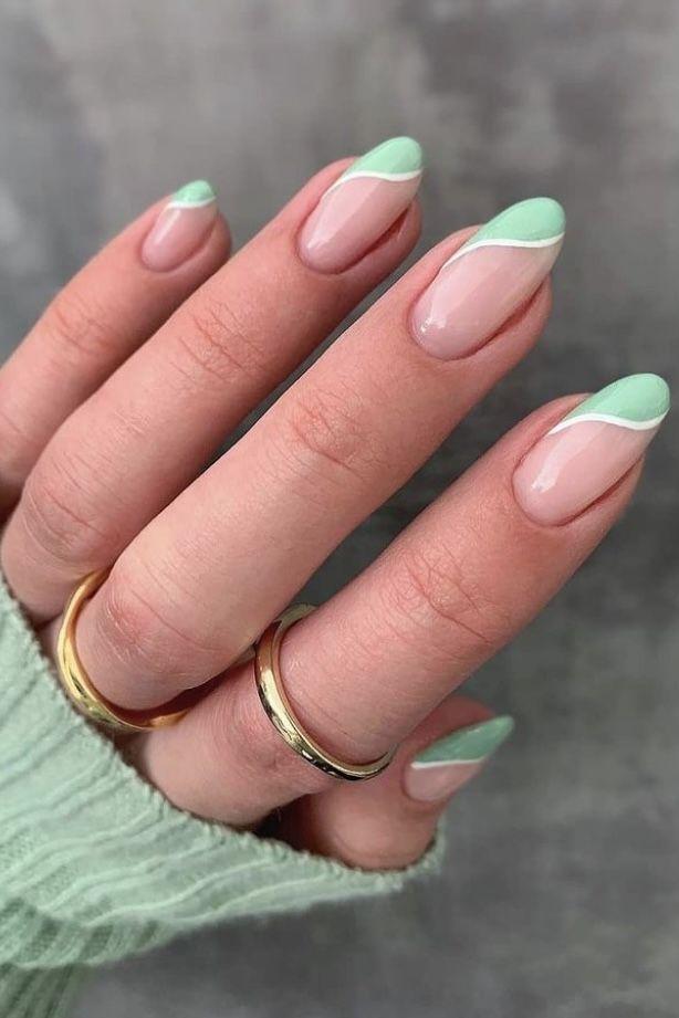 45 Spring Nail Ideas for Short and Medium Length