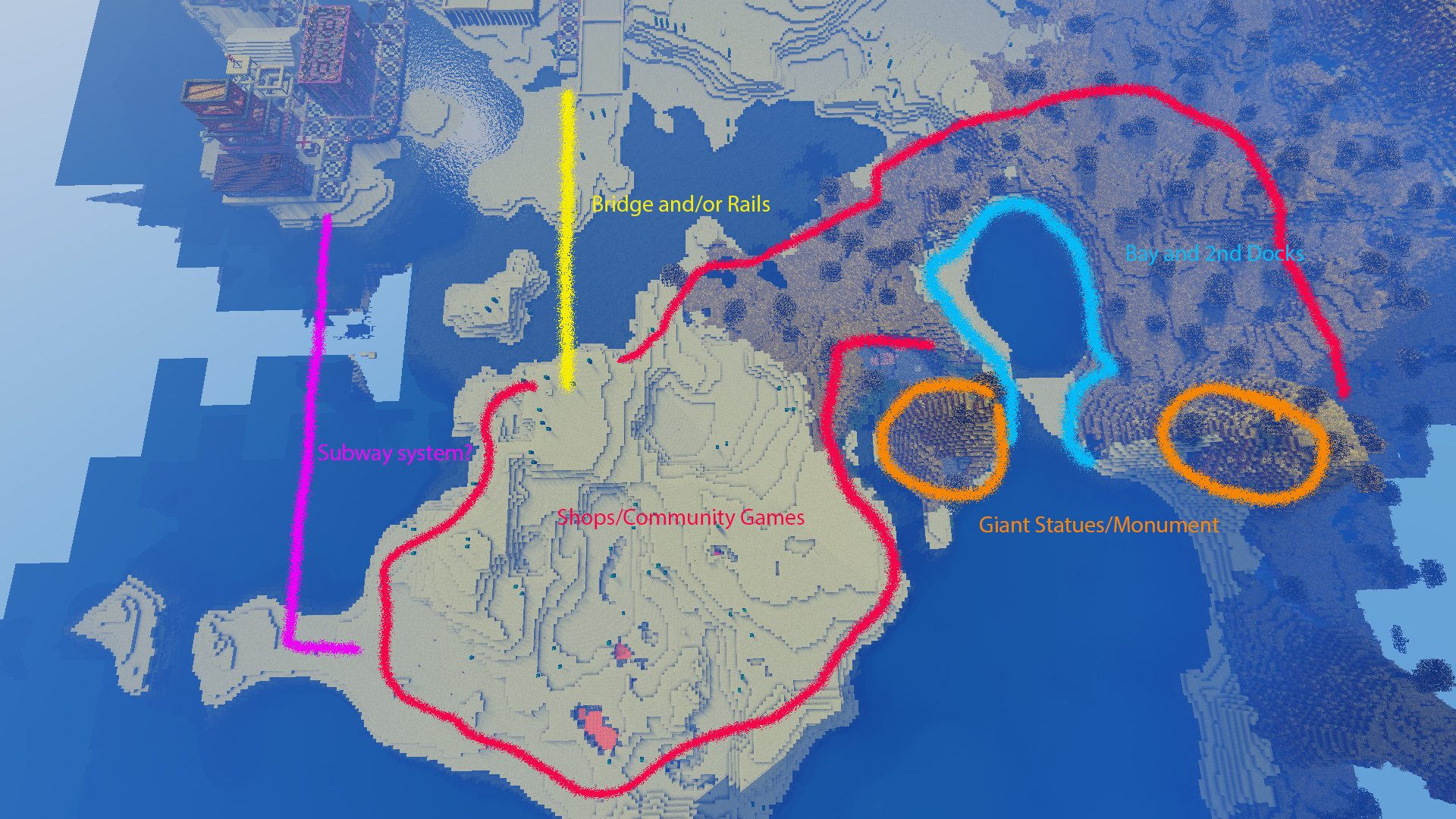 fairy tail map minecraft