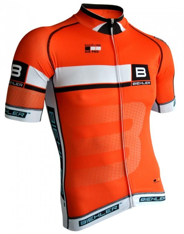Cycling Outfit · Triathlon Gear · Bike Kit · Road Bikes · Bicycling · I  really like the way the white and black are integrated with the red orange. 11e690c49