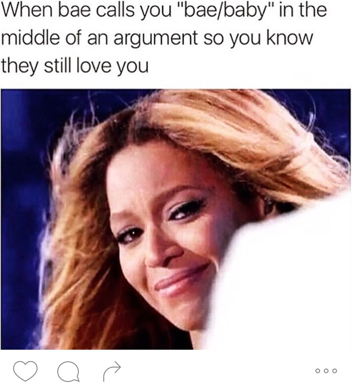 Pin By Manski The Third On Quotes And Sayings Cute Couple Memes Beyonce Memes Couple Memes