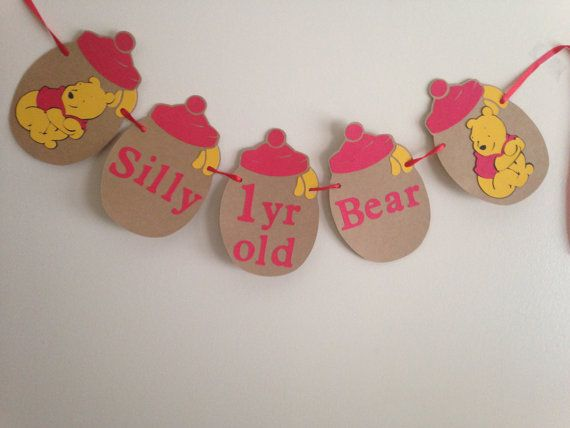 Hey, I found this really awesome Etsy listing at https://www.etsy.com/listing/264878833/winnie-the-pooh-high-chair-banner-childs