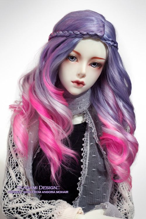 kagami-design:   FACEBOOK || OUR SHOP || COMMISSION INFO New wig...