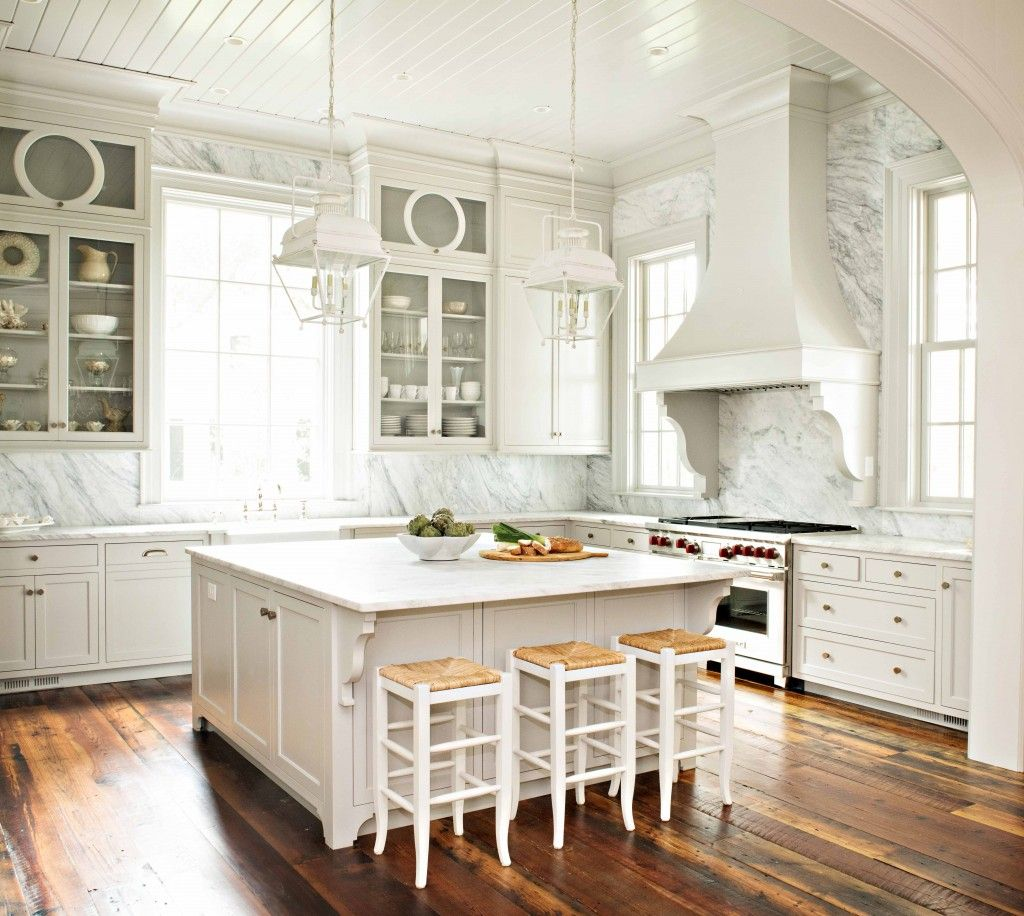 Southern Home Decor Inspiration | Kitchens, Rustic wood and ...