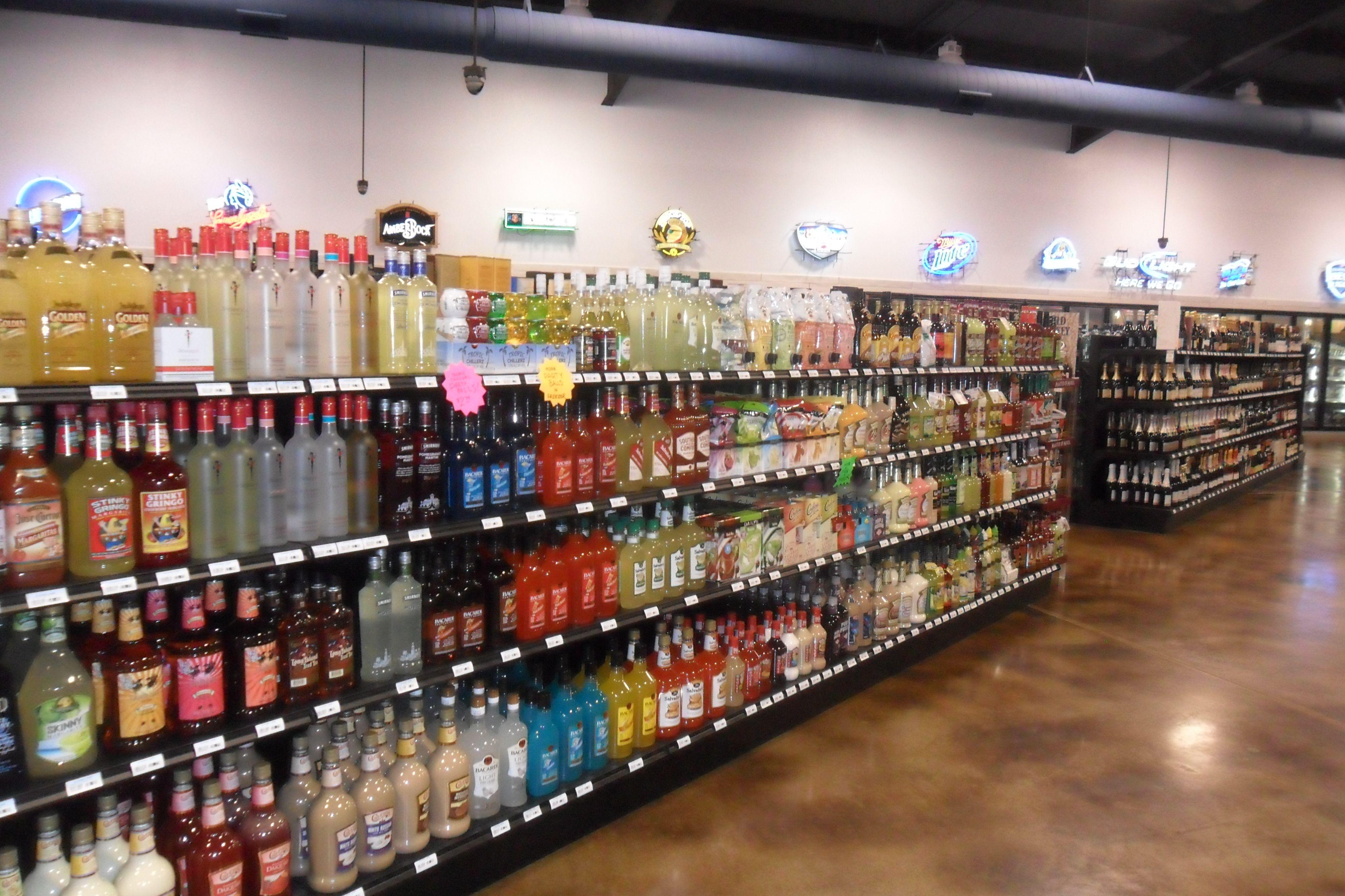 Black Liquor Store Fixtures Liquor Store Store Fixtures Liquor