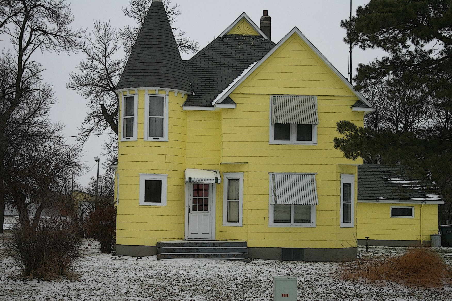 The Yellow House Yellow Houses House House Colors