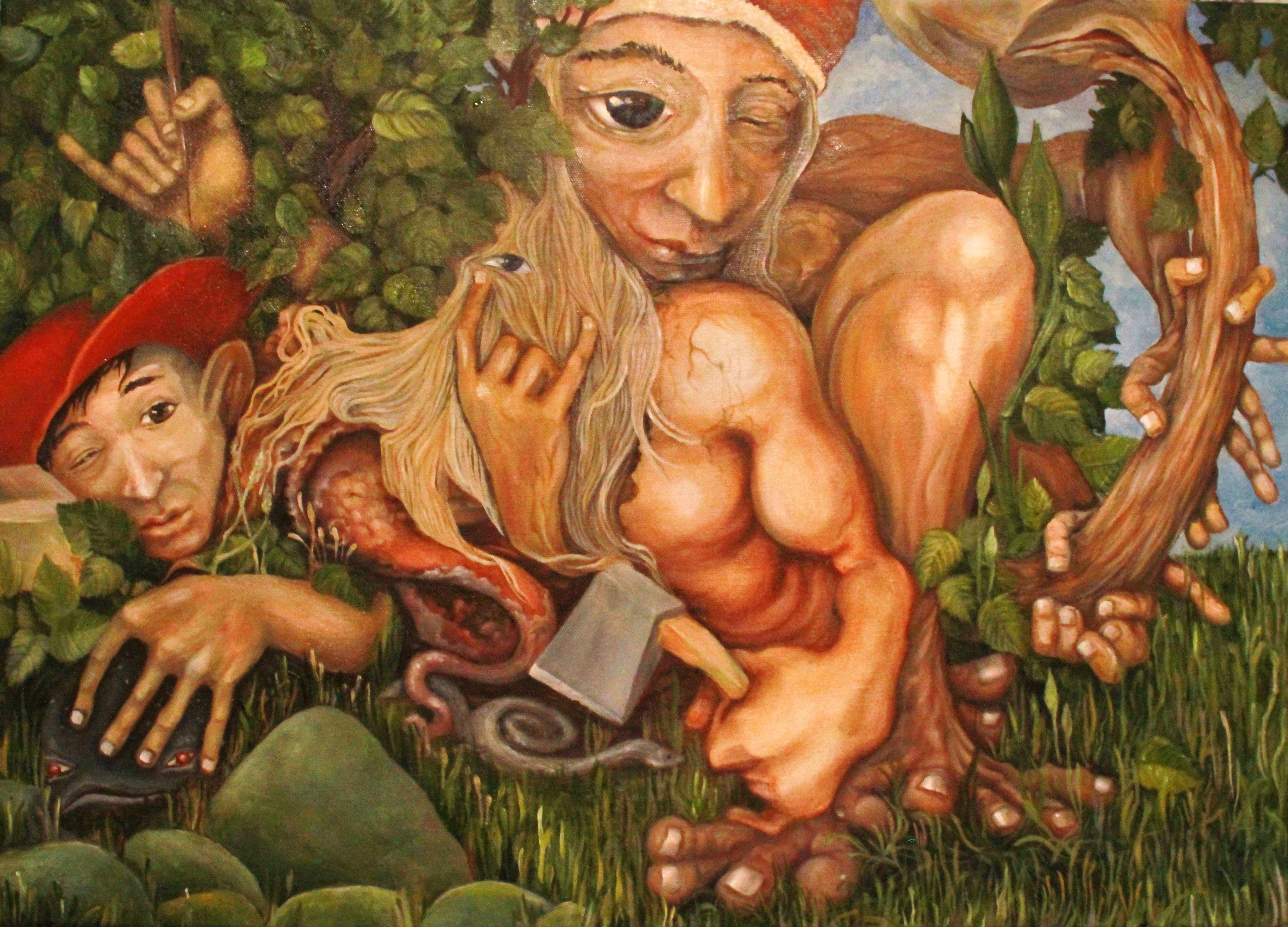 Oil Canvas Art Fdcdaedafadcbbe