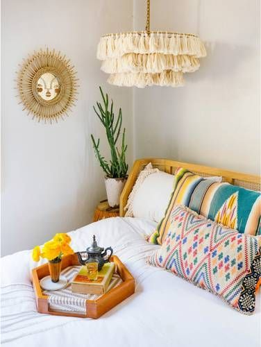 Justina Blakeney S Collab With Selamat Designs Bedroom