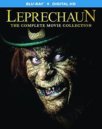Leprechaun Blu Ray Leprechaun Movie Movie Collection Leprechaun