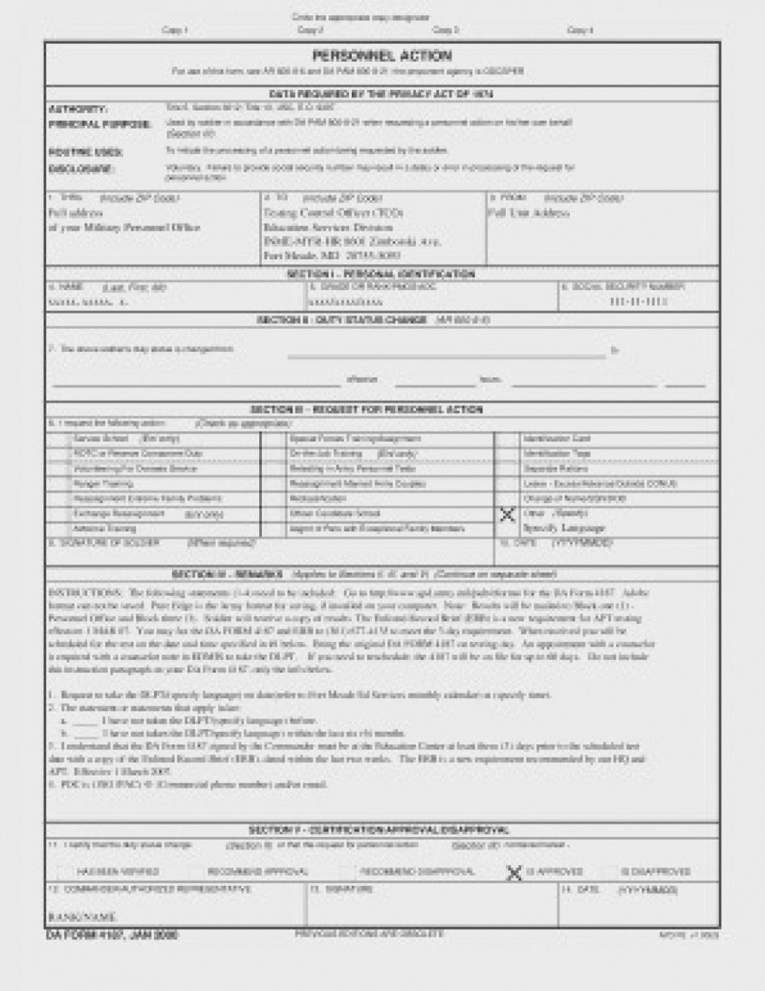 Fillable Da form 638 14 Things You Most Likely in 2020