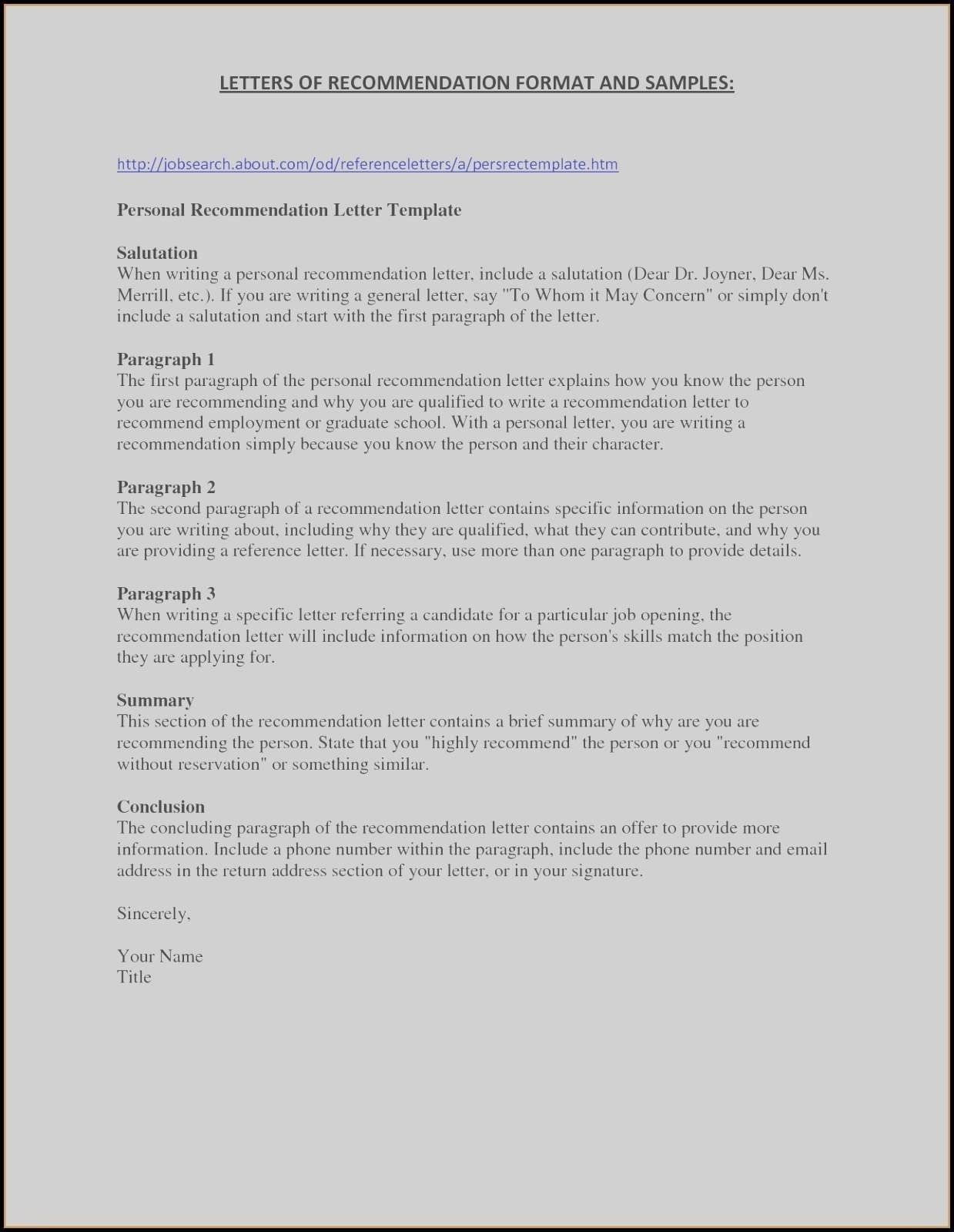 Download Best Of Sample Letter for Job From