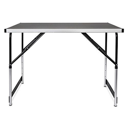 Table Pliante Multifonctions Idéale Pour Le Camping, Le Jardin, Le  Bricolage Réglable En Hauteur