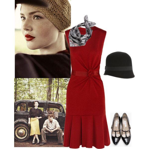 Bonnie And Clyde Fashion Designer