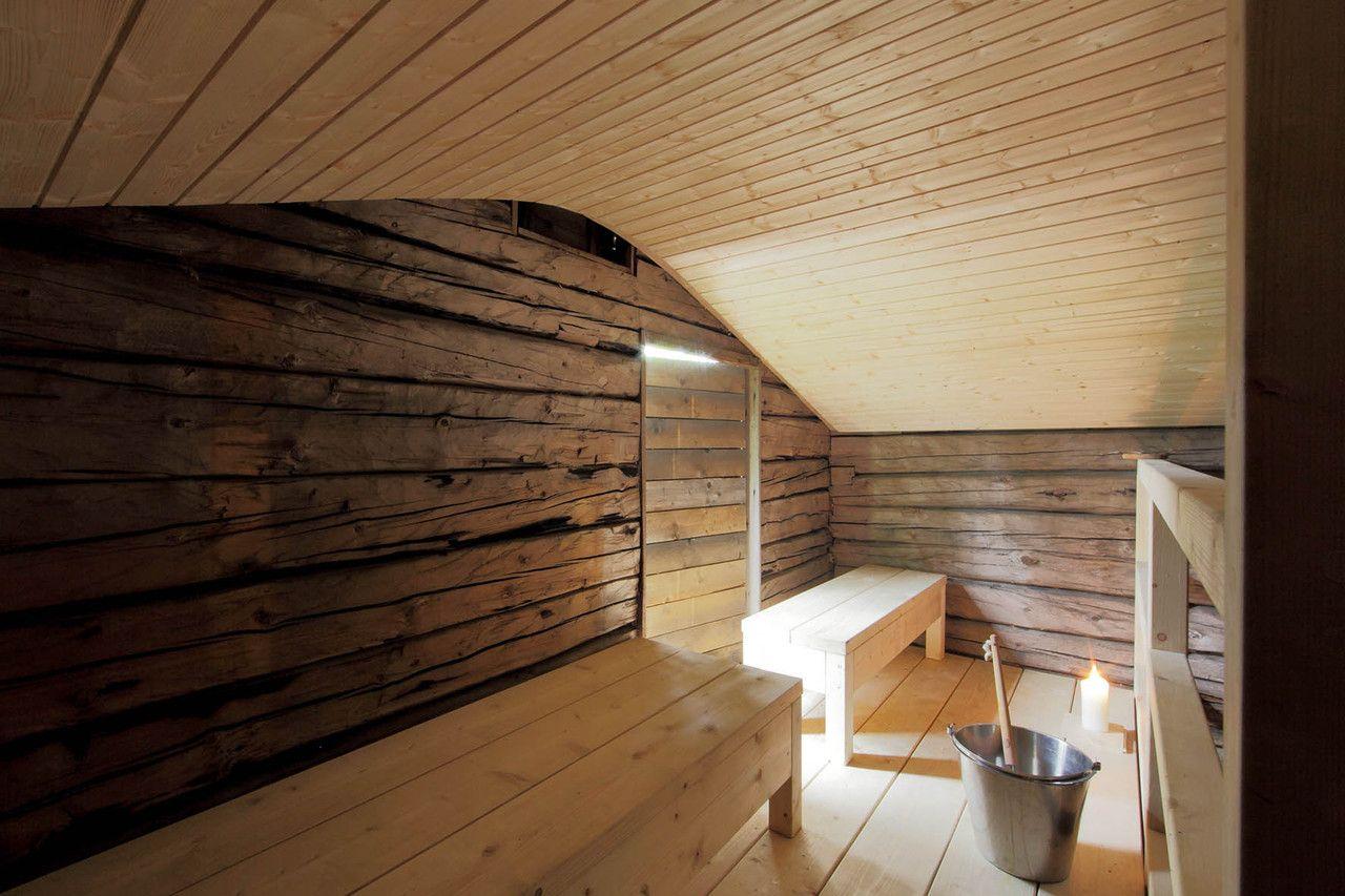 Construire Un Sauna Finlandais scandinavia's sleekest saunas--wsj mansion   renovation