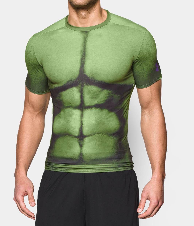 Men s Under Armour® Alter Ego Hulk Compression Shirt  ebc5c2d126724
