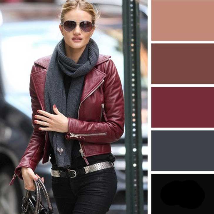 8 colores perfectos para combinar tu vestuario y - Colores para combinar ...