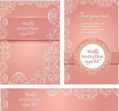 Editable Wedding Invitations Free Vector Download 3 810 Free Vector For Hindu Wedding Invitation Cards Marriage Invitation Card Wedding Invitation Card Design
