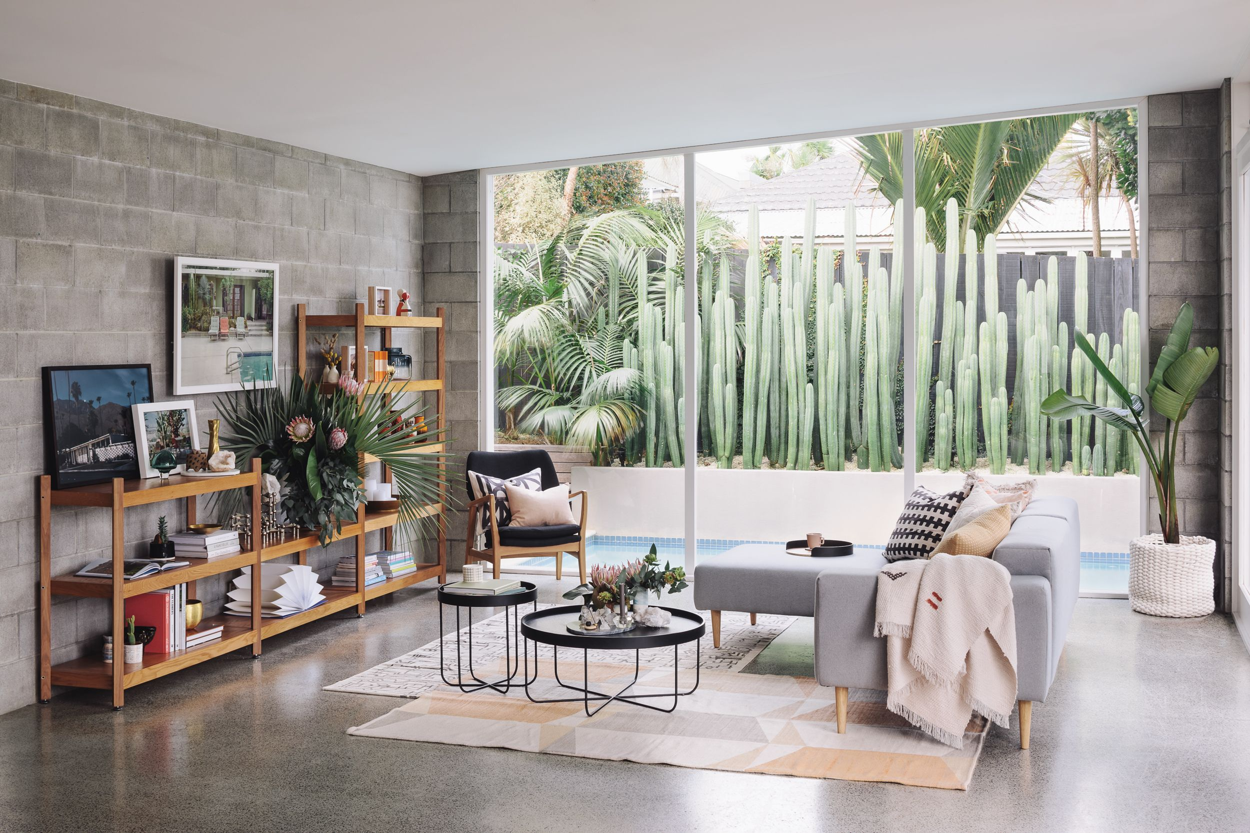 Amazing Shoot With Homestyle, Touching On Styling Your Living Space And  Featuring Pieces From Our. Palm SpringsDesign ...