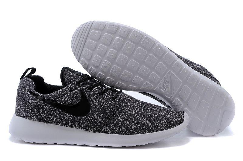 Nike Roshe Courir Voile Vendre Vente Noir