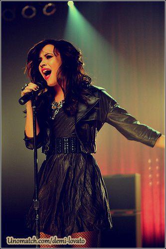 Demi Lovato announces her Demi World Tour with Christina Perri and MKTO.