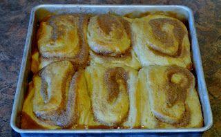 how to make gooey cinnamon buns