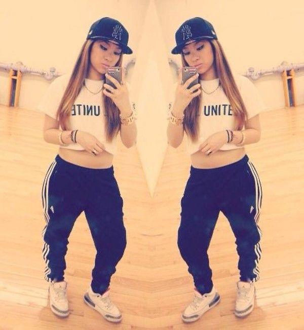 Swag outfit adidas