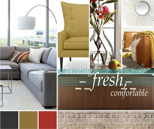 Awesome Interior Design Concept Board With Interior Design Fair