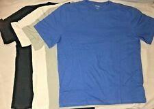 3e678b14 Kirkland Signature Men's 100% Peruvian Pima Cotton SS Crew Neck T-Shirt XL  XXL