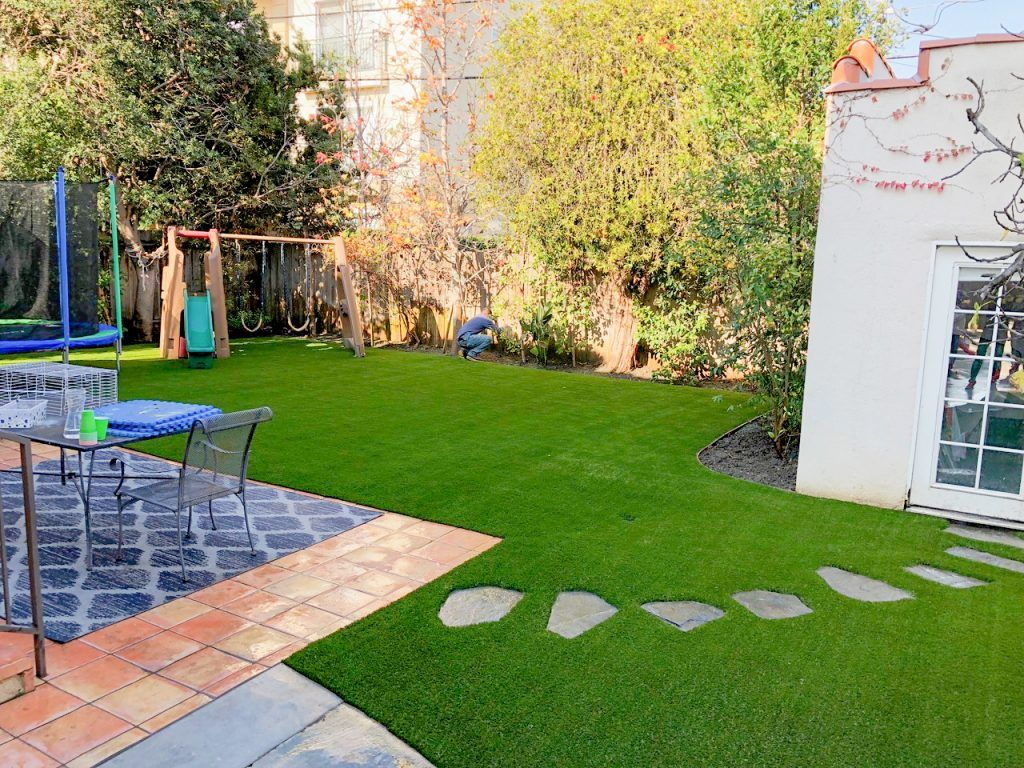 If You Want To Install Fake Grass Lawn I Your Home You Can Contact Turfscape Company They Provide You Best Synthetic Grass Turf Cost Fake Turf Synthetic Grass