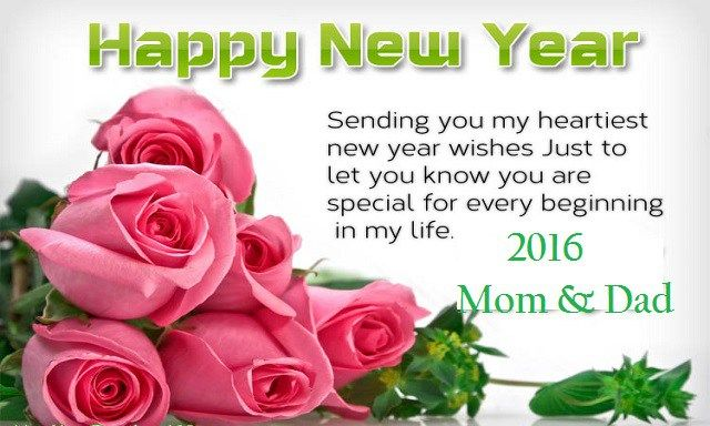 happy new year 2016 wishes and wallpapers for family | Happy New ...