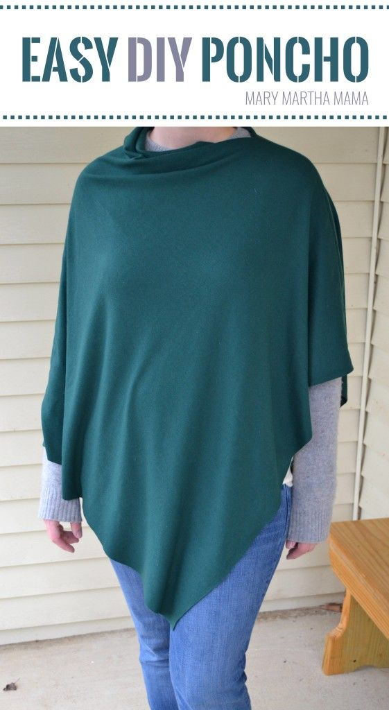 Pdf Sewing Patterns Sewing Pinterest Ponchos Tutorials And