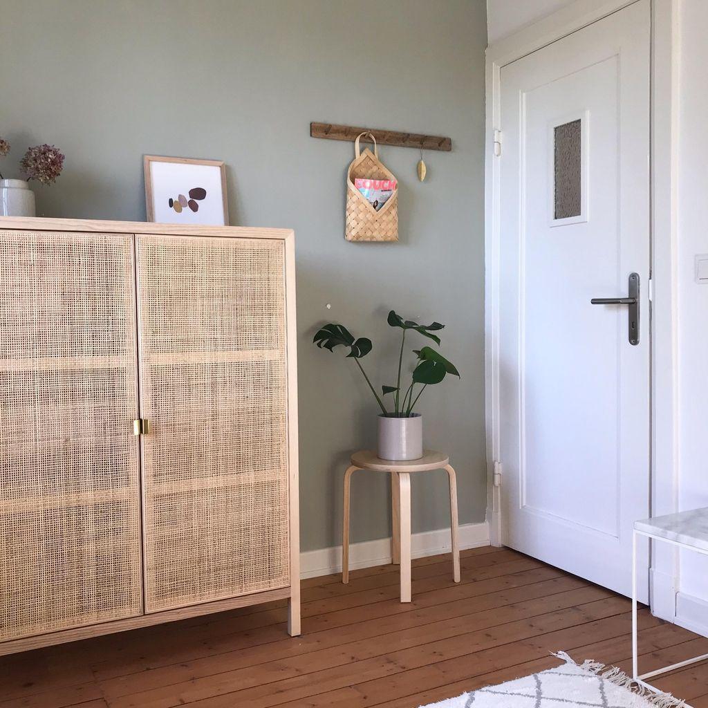 Dekorationswut hat nicht nur ihr Gästezimmer so liebevolll dekoriert! Entdecke noch mehr Wohnideen auf COUCH #wohnen #einrichtungsideen #einrichten #interior #COUCHstyle #einrichten #guestroom #gästezimmer #gaestezimmer #wandfarbe