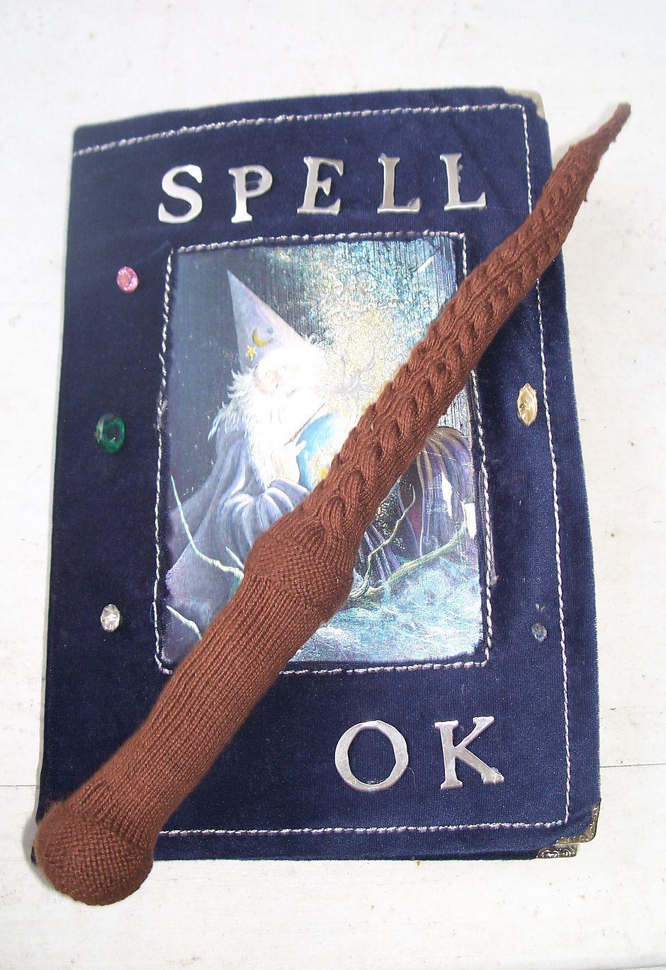 Harry Potter Knitting Patterns | Wand cores, Knitting patterns and Wand