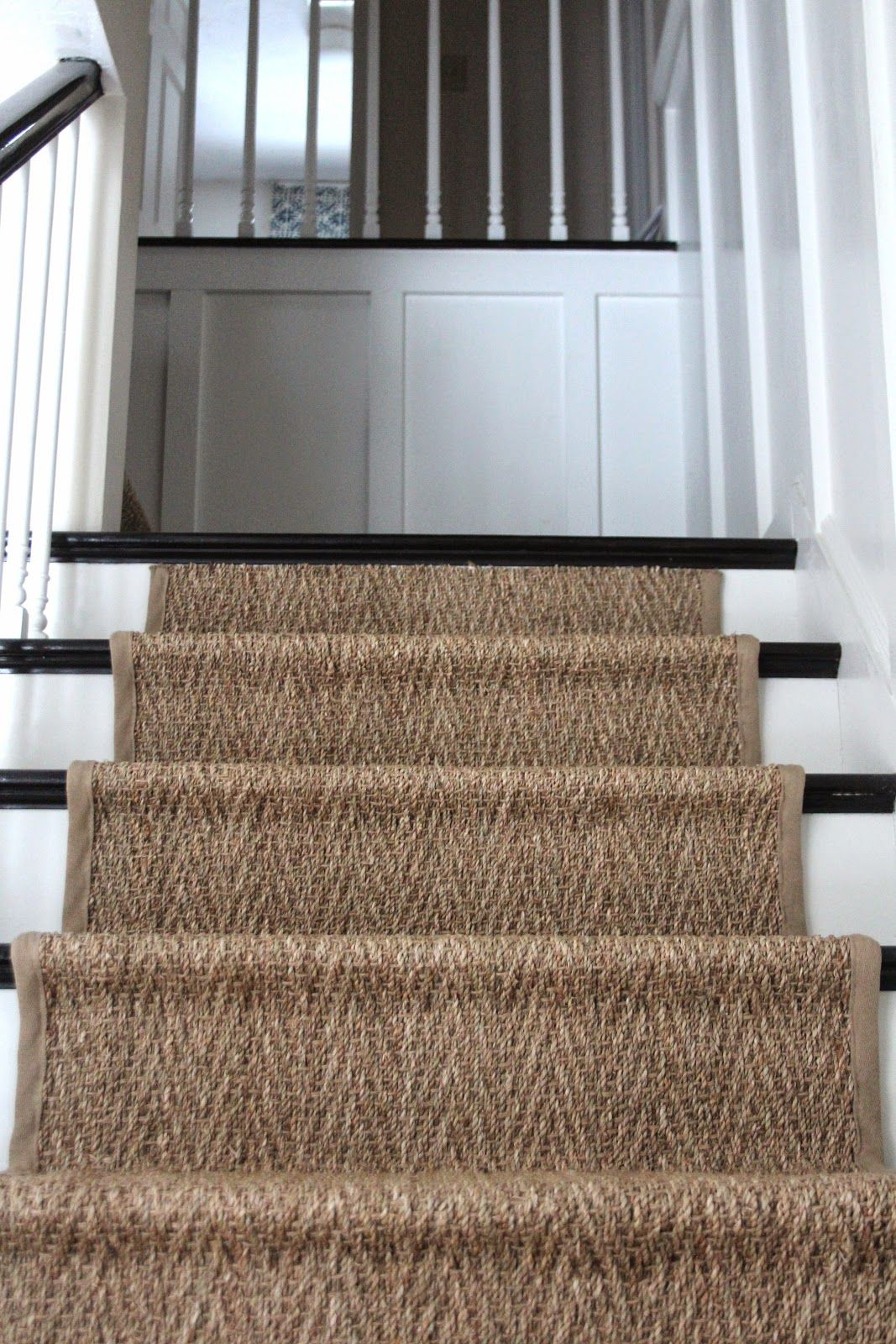 Best How Our Natural Fiber Stair Runner Has Held Up Sisal 400 x 300