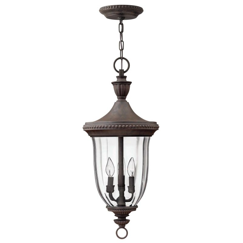 Hinkley Lighting H1242 Outdoor Hanging Lights Outdoor Hanging Lanterns Porch Light Fixtures