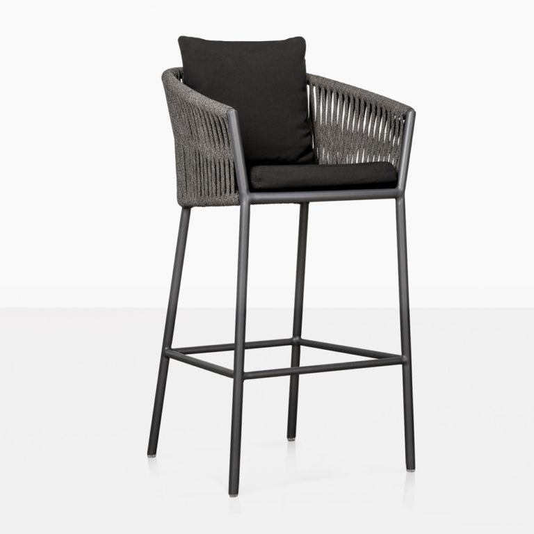 Peachy Washington Rope Bar Stool 03 The Eight Fairmont In 2019 Ibusinesslaw Wood Chair Design Ideas Ibusinesslaworg