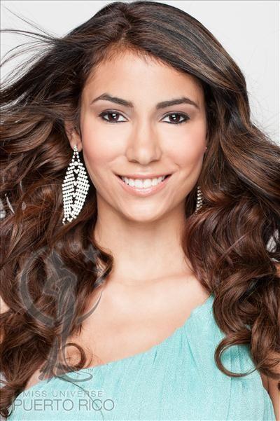 Miss Universe AGUADILLA, Natalie Marrero Aponte ...